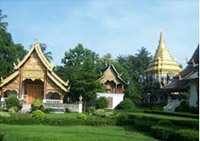 City and Temple Half Day Tour : JC Tour Chiangmai