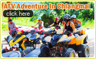ATV Adventure in Chiangmai