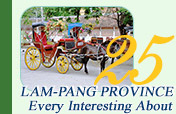 Lampang Province Every Interesting About