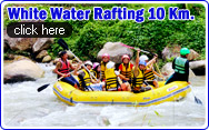 White Water Rafting 10 Km