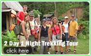 Chiang Mai Trekking 2 Days 1 Night